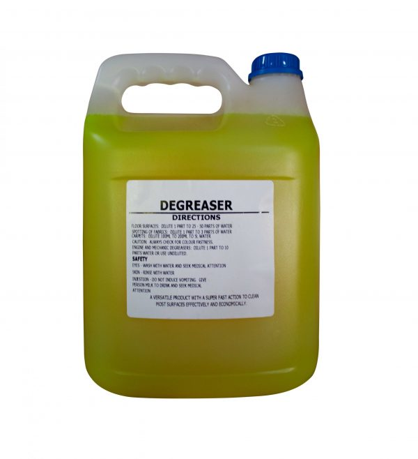 YELLOW DEGREASER