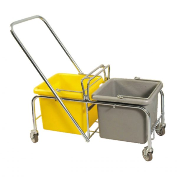 RHINO DBL BUCKET UNIT (WITHOUT METAL WRINGER)