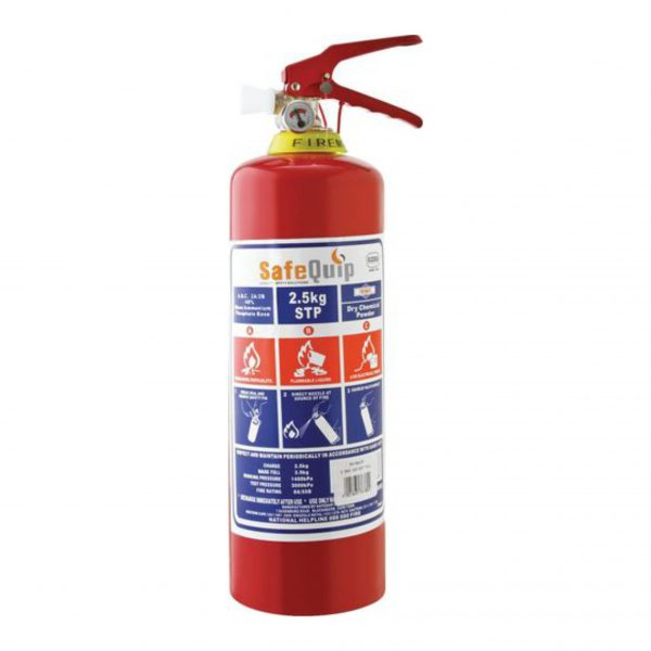 DCP FIRE EXTINGUISHER – 2.5kg (FIREMATE)