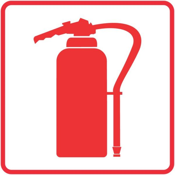 FIRE SAFETY SIGNS – FIRE EXTINGUISHER SIGN