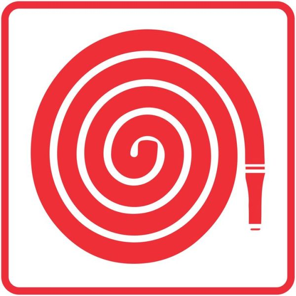 FIRE SAFETY SIGNS – FIRE HOSE REEL SIGN