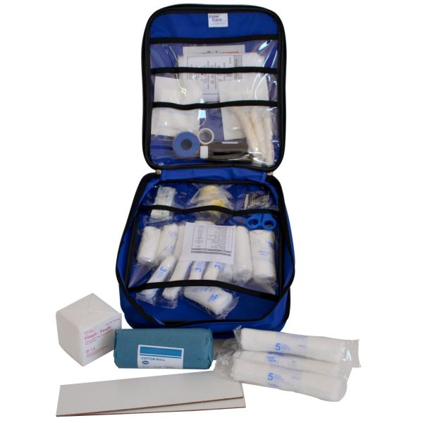FIRST AID KIT – OFFICE/SHOP NYLON BAG – FILLED