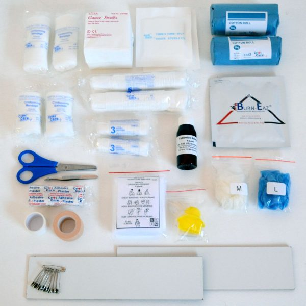 FIRST AID KIT – OFFICE/SHOP – REFILLS