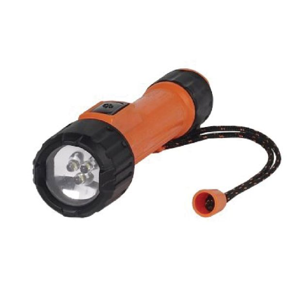 INTRINSICALLY SAFE TORCH – MS2DLED